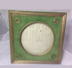 Antique Hand Made Victorian / Edwardian  Period Metal  Photo Frame