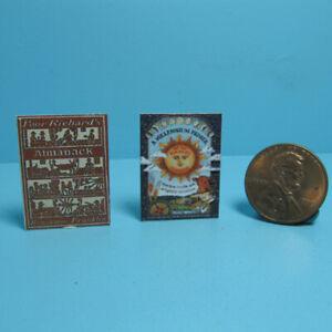 Dollhouse Miniature Replica Guess How Much I Love You Book ~ B183
