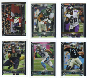 2015-Topps-Mini-Chrome-Football-Base-Set-Cards-Choose-From-Card-039-s-1-200