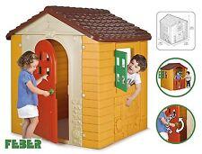 Feber Casa WONDER HOUSE Casetta da Gioco Outdoor da Esterno 10948 Nuovo