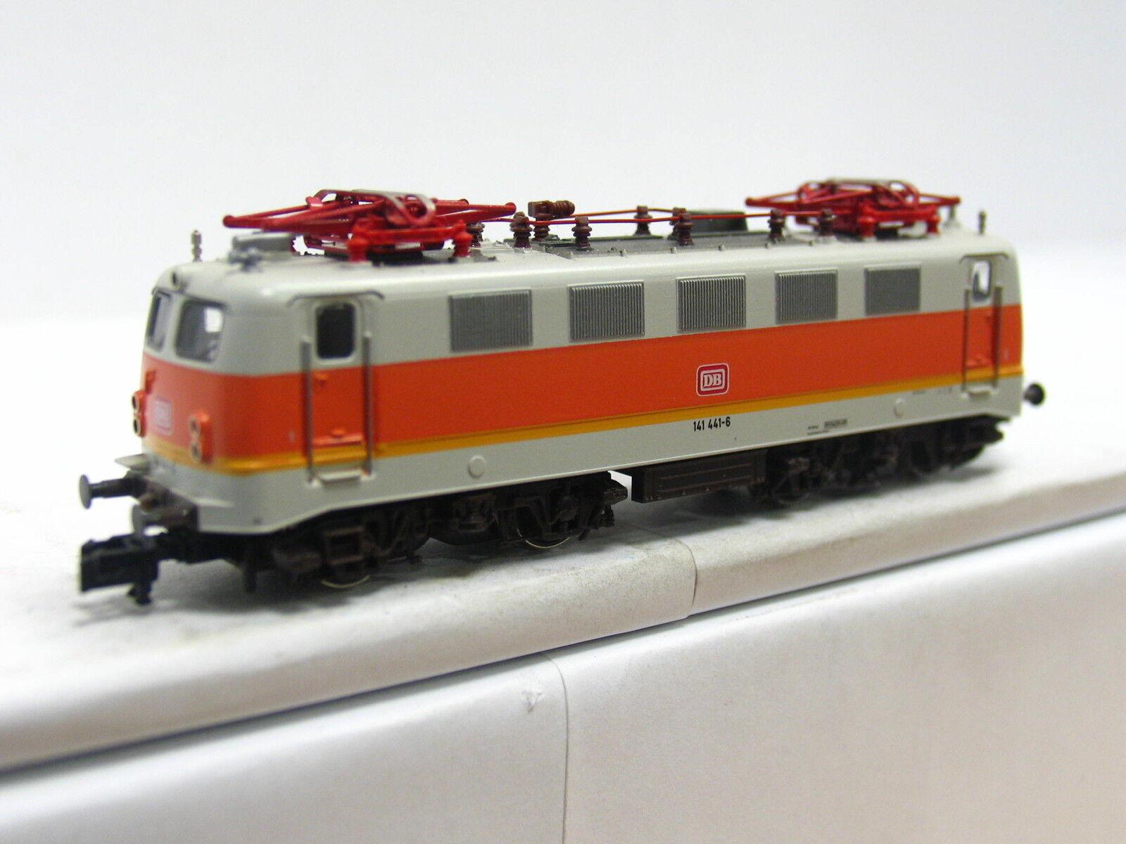 Fleischmann N E-Locomotive BR 141 441-6 DB (z6471)