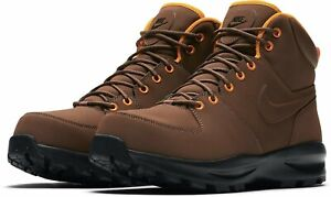 Nike-MANOA-Leather-Men-039-s-Hiking-Boots-Fauna-Shoes-Outdoor-Sports-NWT-454350-203