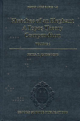 Sketches of an Elephant: A Topos Theory Compendium: Volume 1 by Peter T....