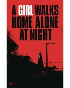 Girl-Walks-Alone-At-Night-1-1-5-Variant-Cover-NM-1st-Print-Behemoth-Comics