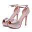 New-Womens-Sandals-High-Heel-Rhinestone-Wedding-Shoes-Ladies-Peep-Toe-Party-Prom thumbnail 11