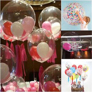 100-LARGE-PLAIN-BALONS-BALLONS-HELIUM-BALLOONS-Birthday-Wedding-BALOONS-PARTY-UK