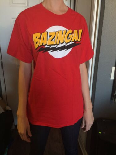 Bazinga Shirt from Big Bang Theory