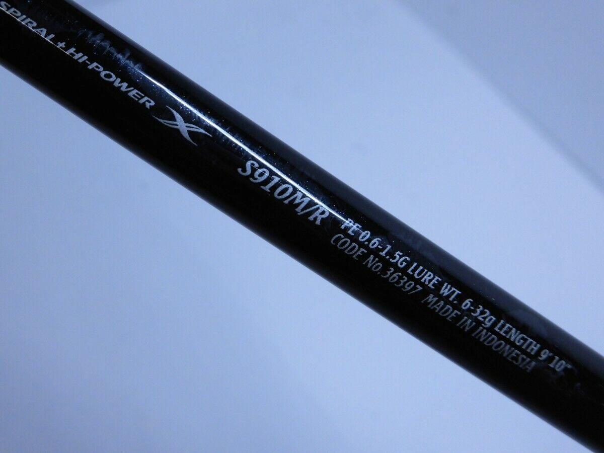 Used Shimano Exsence S910MR seabass saltwater shore spinning rod from Japan 178