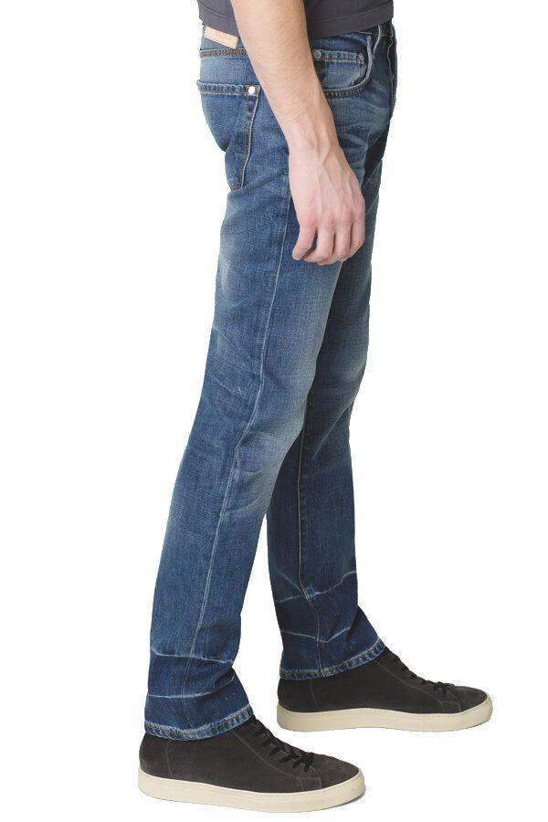 Baldwin Samuel Japan Nisshinbo Denim Herren Herren Herren Slim Fit Jeans Neu 32x32 | Online-verkauf  d458c2