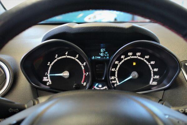 Ford Fiesta 1,0 SCTi 140 Red Edition billede 9