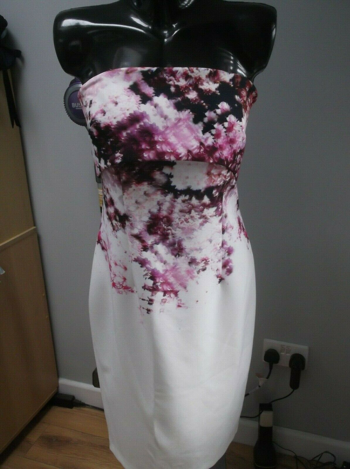 BNWT, stunning floral strapless dress, ELIN BLOSSOM by DAMSEL in a dress,