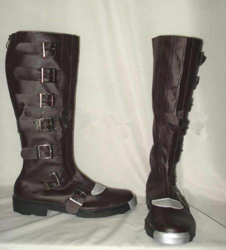 classic version of Battlestar Galactica Cosplay Boots Custom-Made !ty
