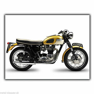 Triumph-Bonneville-T120-Vintage-Retro-Advertising-poster-art-print-picture-photo
