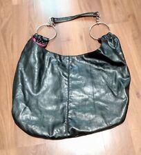 Hello Kitty Tote Bag Black Box Checker New Gifts Girls Hand Purse 82352