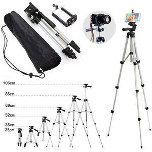 Universal Portable Aluminum Tripod Stand & Bag For Canon Nikon Camera Camcorder  6902210194996