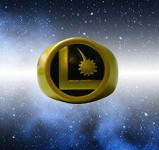 LEGION OF SUPERHEROES FLIGHT RING REPLICA OSFA PLASTIC NOVELTY PROMO MISB LOSH