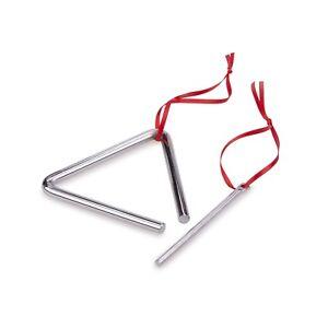 DéTerminé New Classic Toys - 10130-musical Jouet Instruments-triangle-petit-afficher Le Titre D'origine