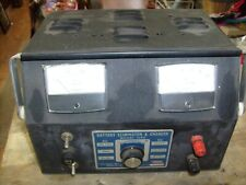 Vintage Eico Variable Variac Type Battery Eliminator And Charger Model 1050