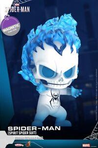 Hot-Toys-COSBABY-Marvel-Spider-Man-Mini-PVC-Figure-Soul-Battle-Suit-COSB622-Toy