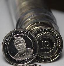 Sierra Leone 10 Leones, 1996