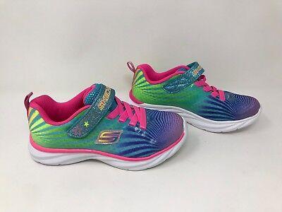 New Toddler Girls Jumping Beans Tilt 096430 Sneakers Light Purple//Pink B14