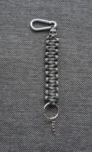 Schlüsselanhänger Messerzieher  Anhäger geflochten paracord