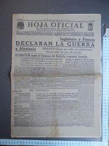 GRAN-PORTADA-PERIoDICO-EMPIEZA-LA-2-GUERRA-MUNDIAL-4-SEPTIEMBRE-DE-1939