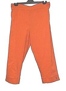 TS-pants-TAKING-SHAPE-plus-sz-L-22-Byways-Crop-Pant-stretch-cantelope-NWT