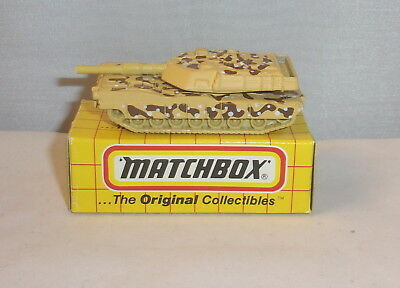 MB54 Chevrolet Lumina #35 Matchbox Motors Green MJ7 Matchbox Yellow Box