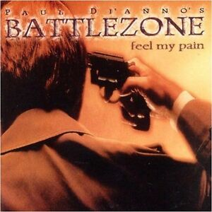 Paul-Di-039-Anno-039-s-Battlezone-Feel-My-Pain-CD