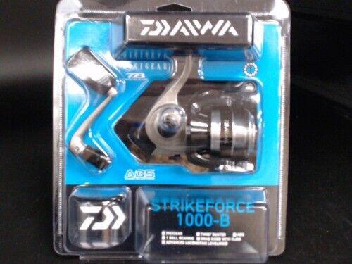 Daiwa Strikeforce 1000-B Spinning Reel Ultralight Ice Fish Crappie Bream Trout