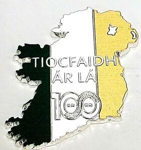 Gold-Silver-3D-Irish-Revolution-Ireland-1916-Proclamation-Flag-St-Patricks-Day