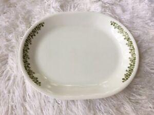Spring blossom serving plate