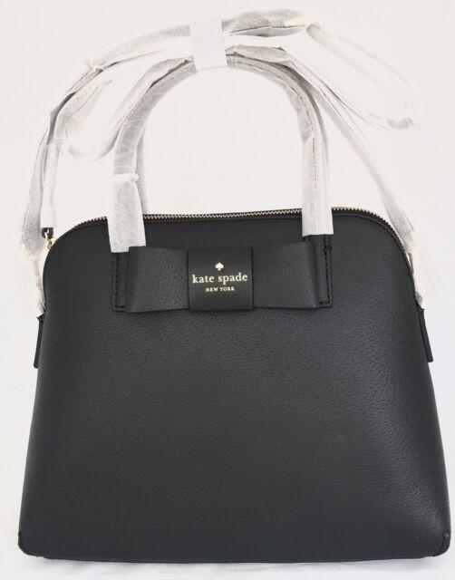 14 Fbs Kate Spade Robinson Street Nisha Black Leather Zip Around Wallet