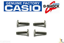 CASIO G-1250 G-Shock Case Back SCREW G-1100 G-1400 G-1700 G-1500 (QTY 4 SCREWS)
