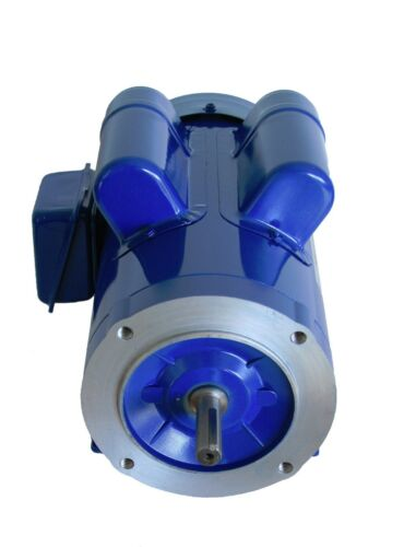 115V//208-230V With base 1PH 2HP 1750 RPM AC MOTOR 56C//TEFC