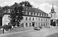 BG7250 voiture schloss hotel car  bad neustadt a d saale germany CPSM 14x9cm