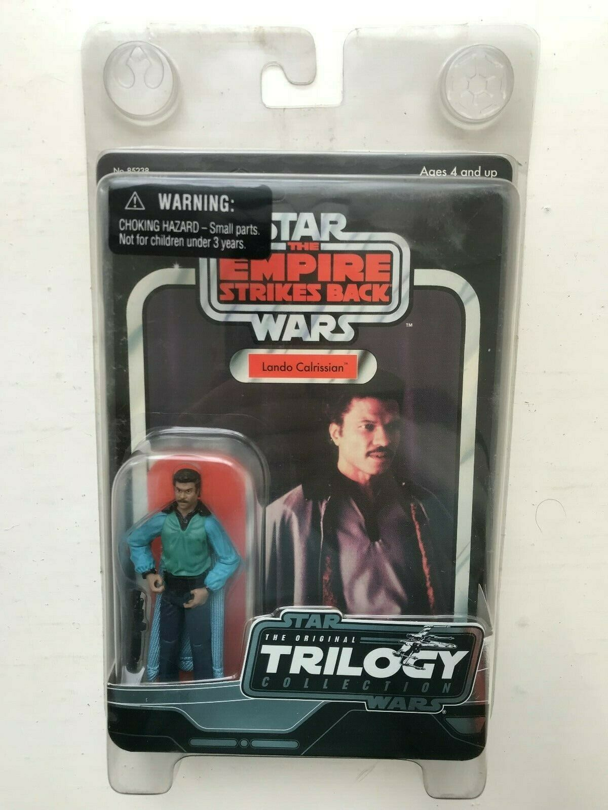 STAR WARS THE TRILOGY COLLECTION LANDO CALRISSIAN EMPIRE STRIKES BACK FIGURE