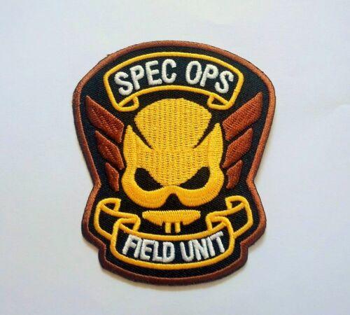 Resident Evil Umbrella Corp Raccoon SPEC OPS FIELD UITN Ecusson Broder Patch