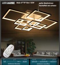 LED Deckenleuchte W2127  mit Fernbedienung Lichtfarbe//helligkeit einstellbar A+