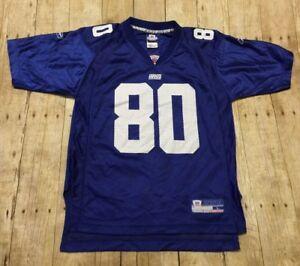 new product 84e8c c821e New York Giants Jersey Reebok Jeremy Shockey Youth Large ...