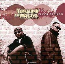Clock Strikes Timbaland & Magoo MUSIC CD