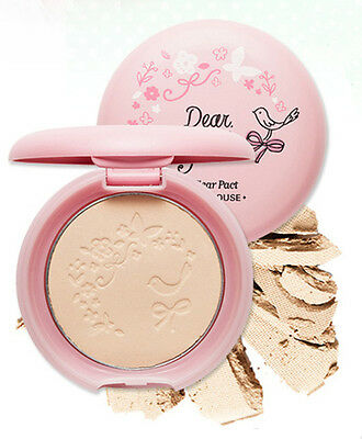 [ETUDE HOUSE]  Dear Girls Be Clear Pact 10g/ Korea cosmetics