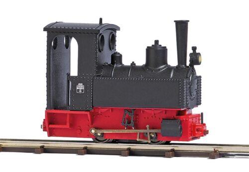 HS Busch 12142 Dampflok »Decauville« Typ 3 mit Scheinwerfer  in HOf Feldbahn