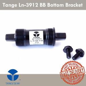 Tange Ln-3912 Cartridge Bearing Square Taper BB Bottom Bracket 68x103-127mm