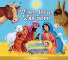 When Jesus Was Born by Tyndale Kids (Hardback, 2015)