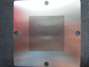 90x90 BD82PM55 QMJR ES BD82HM55 SLGZS BD82HM57 SLGZR QMNS Stencil Template