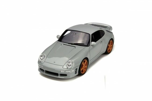 GT Spirit 1 18 - Porsche RUF Turbo R Grey GT145