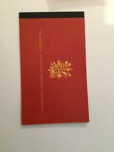 GB-ROYAL-MAIL-PRESTIGE-STAMP-BOOKLET-034-the-Regional-Definitives-034-Stamps-Superb