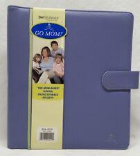Go Mom Day Planner School Teacher Organizer Purple